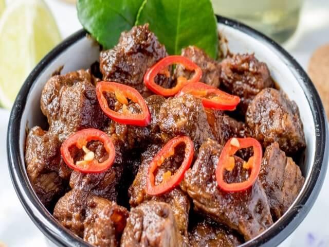 Bí quyết làm món món thịt bò kho tàu ngon
