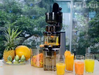 Những máy ép trái cây loại nào tốt