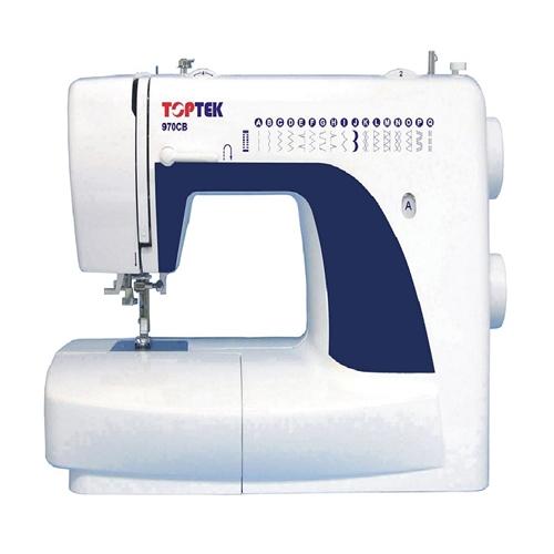 Máy may gia đình Toptek 970CB có thiết kế trang nhã