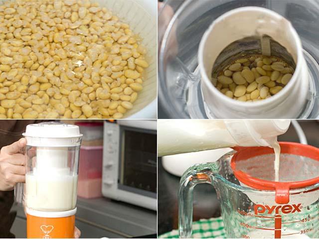 Nên mua máy làm sữa đậu nành hay không?