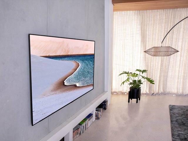 Smart OLED Tivi LG OLED55GX 55 inch 4K
