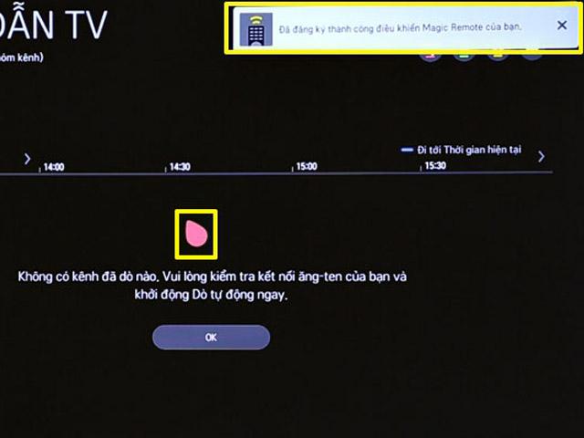 Hướng dẫn sử dụng điều khiển tivi lg
