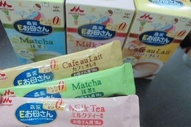 Sữa Morinaga dạng gói tiện lợi