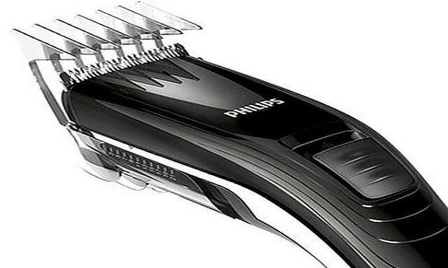Tăng đơ Philips QC5115 hoạt động êm ái, ít tiếng ồn và ít rung