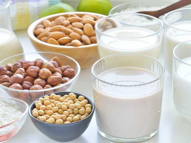 Các loại sữa hạt trên thị trường