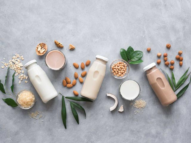Cách làm sữa hạt giảm cân