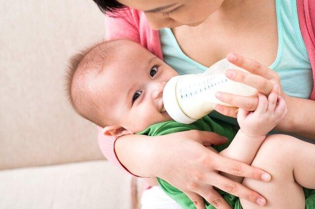Sữa Enfa được nhập khẩu từ Mỹ