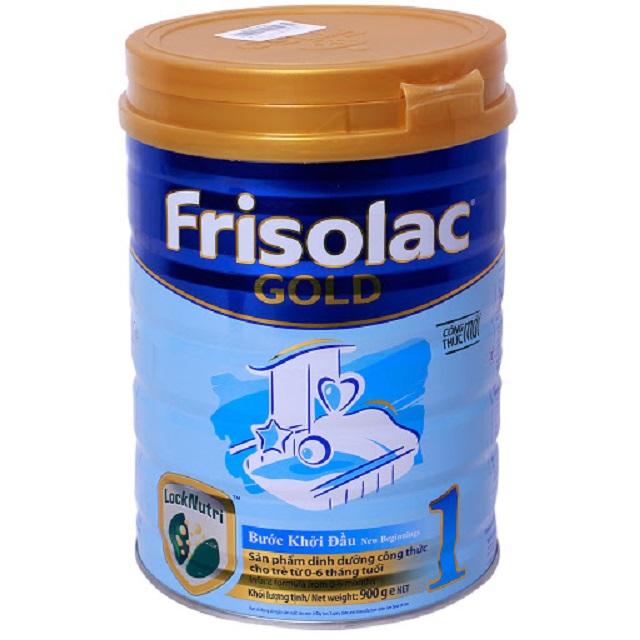 Sữa Friso cho trẻ sơ sinh từ 0 - 6 tháng sẽ bổ sung dinh dưỡng để trẻ phát triển toàn diện