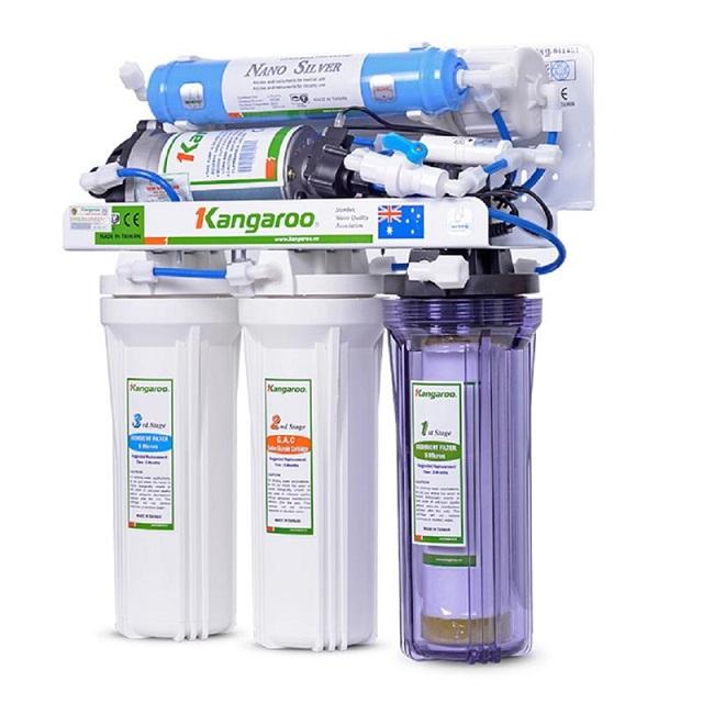 Số lượng lõi lọc cũng là yếu tố quan trọng mà bạn cần quan tâm khi chọn mua máy lọc nước