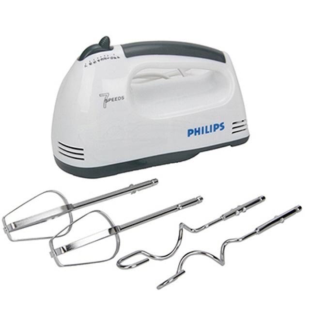 Máy đánh trứng Philips HR3705 giúp rút ngắn thời gian nấu nướng