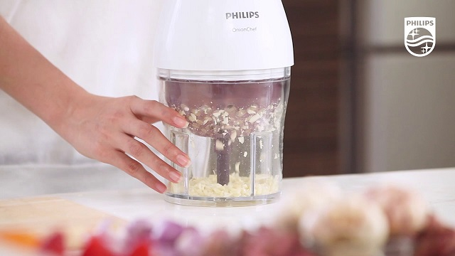 Máy xay thịt Philips có thời gian bảo hành chính hãng lên tới 2 năm