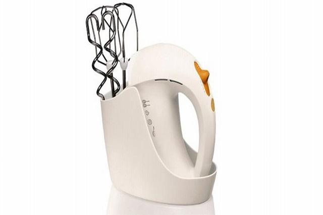 Máy đánh trứng 3 tốc độ Philips HR1561 tiện lợi