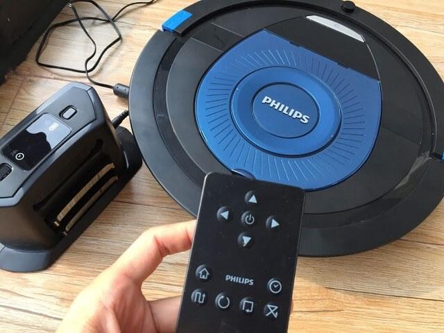 Robot hút bụi Philips thiết kế đẹp lại được trang bị nhiều tính năng thông minh