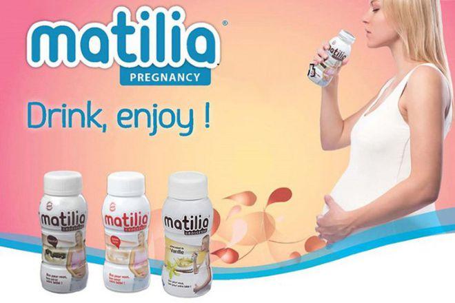 sữa bầu Matilia có tốt không