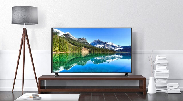 Tivi LG sở hữu thiết kế sang trọng với nhiều tính năng, công nghệ tiên tiến