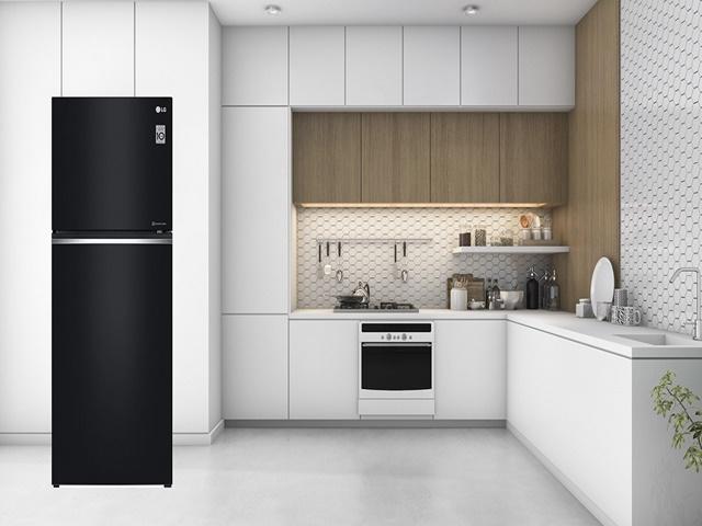 Tủ lạnh LG với nhiều mẫu mã