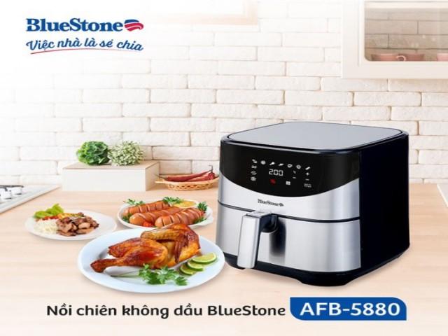 Nồi chiên không dầu Bluestone AFB-5880