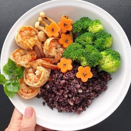 Món ăn Healthy cho bữa tối dễ dàng thực hiện