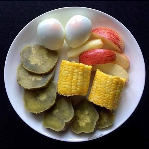 món ăn Healthy cho bữa sáng đơn giản tại nhà