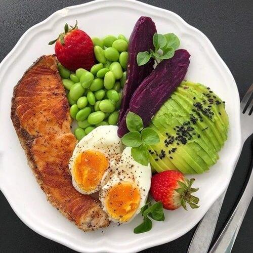 Món ăn Healthy cho bữa trưa ngon miệng
